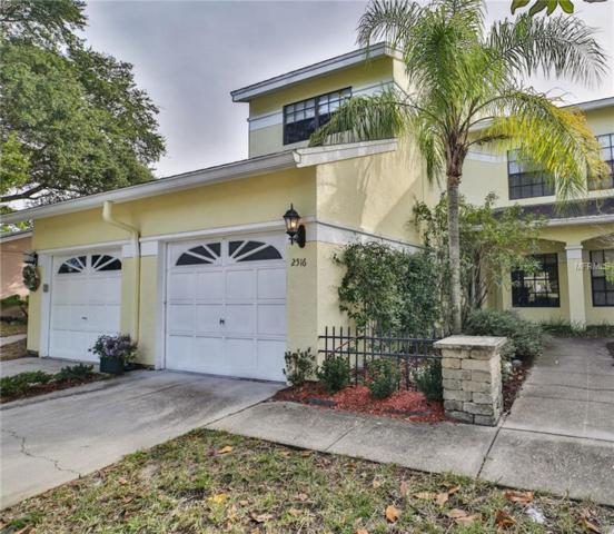 2516 Countryside Pines Drive, Clearwater, FL 33761 (MLS #T3146981) :: GO Realty