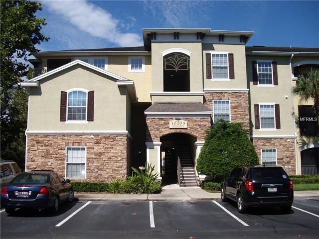 10205 Courtney Palms Boulevard #203, Tampa, FL 33619 (MLS #T3147167) :: Team Bohannon Keller Williams, Tampa Properties