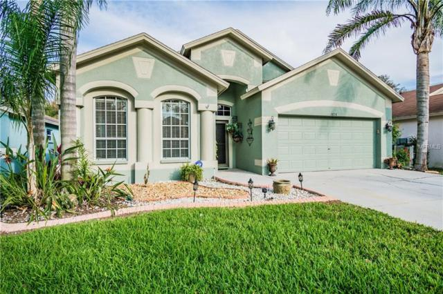 3826 Lockridge Drive, Land O Lakes, FL 34638 (MLS #T3147194) :: Advanta Realty