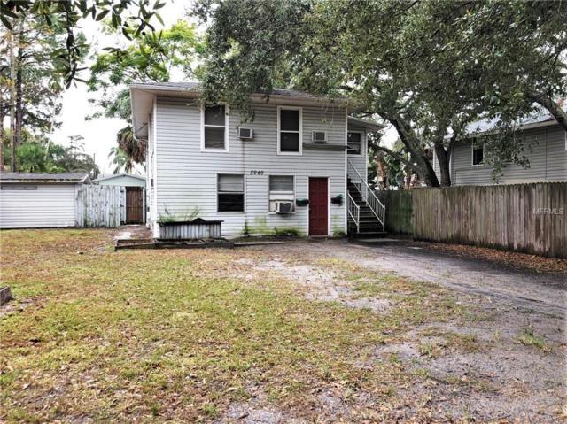 Address Not Published, St Petersburg, FL 33710 (MLS #T3147618) :: Revolution Real Estate