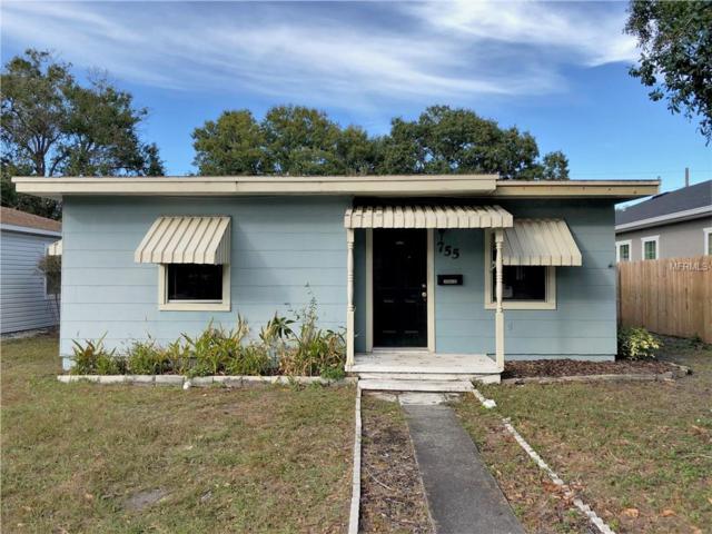 755 47TH Avenue N, St Petersburg, FL 33703 (MLS #T3147640) :: Revolution Real Estate