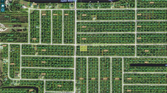 14007 Eleanor Avenue, Port Charlotte, FL 33953 (MLS #T3148277) :: Homepride Realty Services