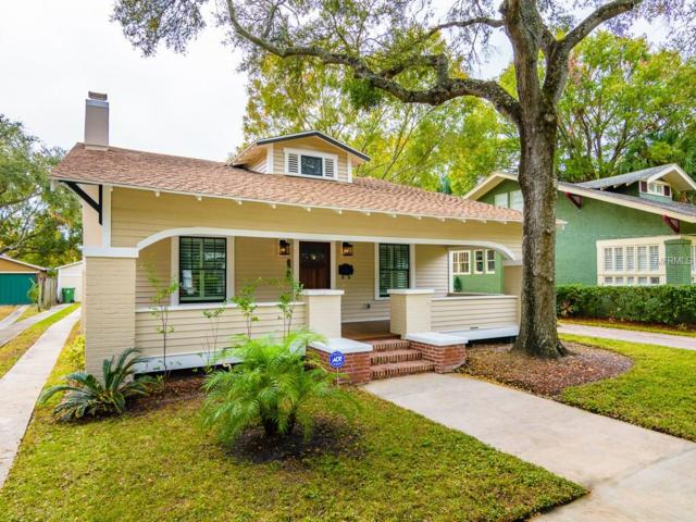 2108 W Marjory Avenue, Tampa, FL 33606 (MLS #T3148886) :: The Duncan Duo Team