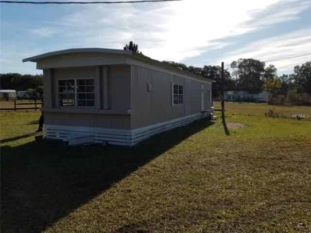 4116 Burrows Road, Zephyrhills, FL 33542 (MLS #T3149103) :: The Duncan Duo Team
