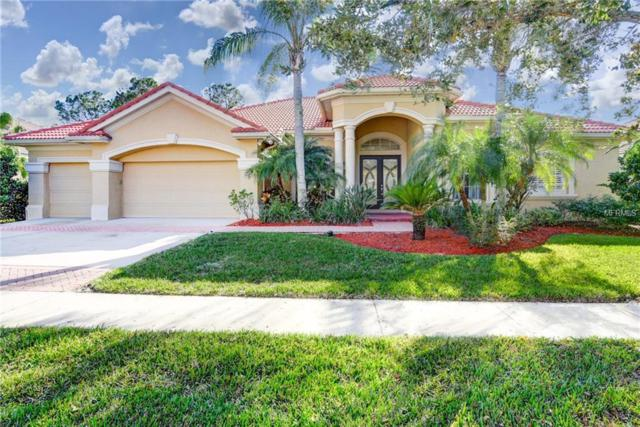 9821 Tree Tops Lake Road, Tampa, FL 33626 (MLS #T3149192) :: Griffin Group