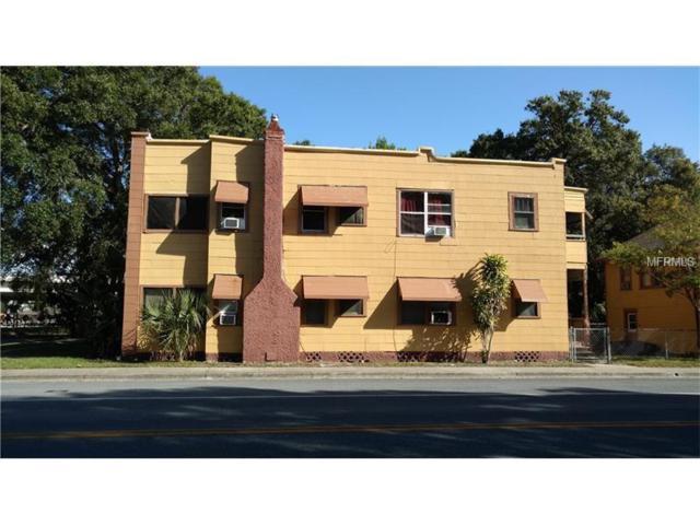 1960 4TH Avenue N, St Petersburg, FL 33713 (MLS #T3149492) :: The Lockhart Team