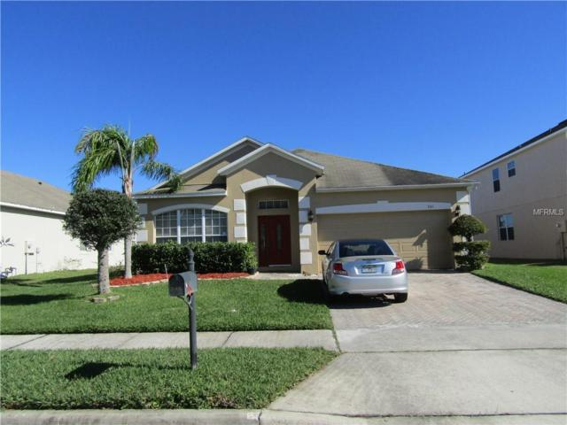 Address Not Published, Winter Garden, FL 34787 (MLS #T3149700) :: RE/MAX Realtec Group