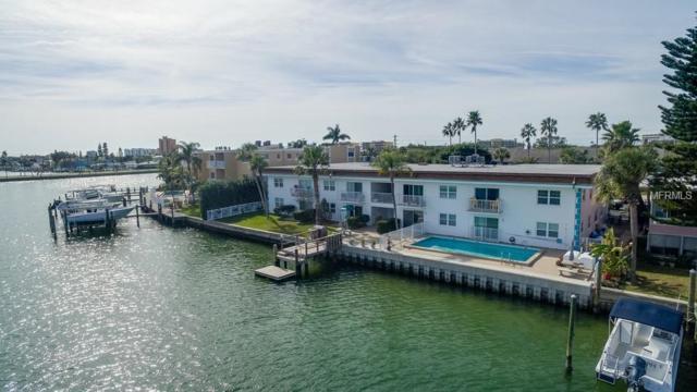 11655 3RD Street E #5, Treasure Island, FL 33706 (MLS #T3149703) :: Jeff Borham & Associates at Keller Williams Realty