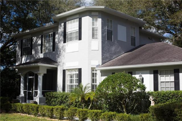3002 Spring Green Drive, Lutz, FL 33559 (MLS #T3150206) :: The Duncan Duo Team
