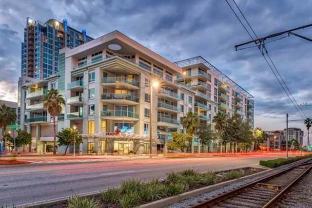 912 Channelside Drive #2407, Tampa, FL 33602 (MLS #T3150366) :: The Duncan Duo Team