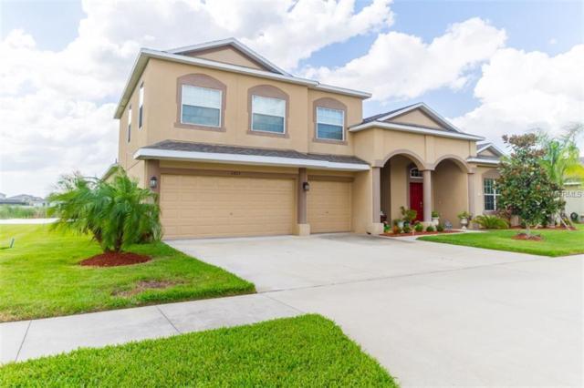 2423 Cumberland Cliff Drive, Ruskin, FL 33570 (MLS #T3150534) :: Lovitch Realty Group, LLC