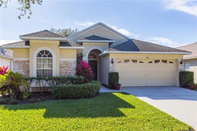 9704 Laurel Ledge Drive, Riverview, FL 33569 (MLS #T3151060) :: Jeff Borham & Associates at Keller Williams Realty