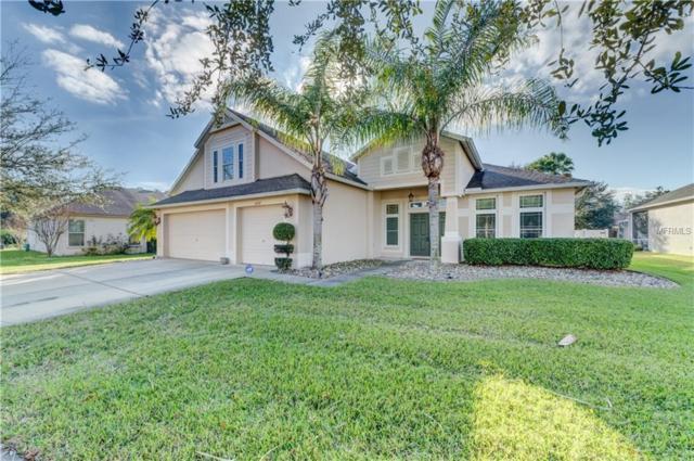 5737 Wynstone Lane, Zephyrhills, FL 33541 (MLS #T3151133) :: Jeff Borham & Associates at Keller Williams Realty