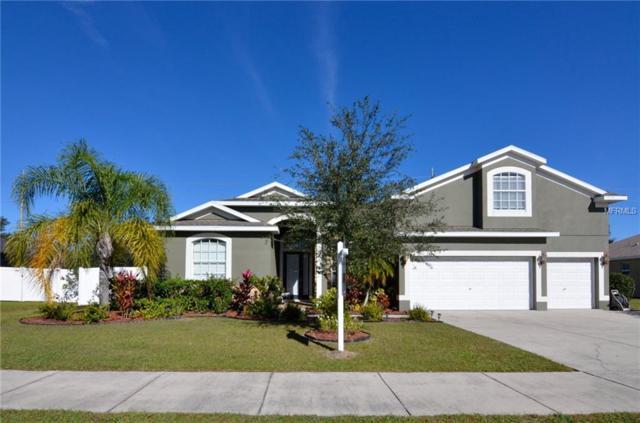 3005 Via Siena Street, Plant City, FL 33566 (MLS #T3151142) :: White Sands Realty Group