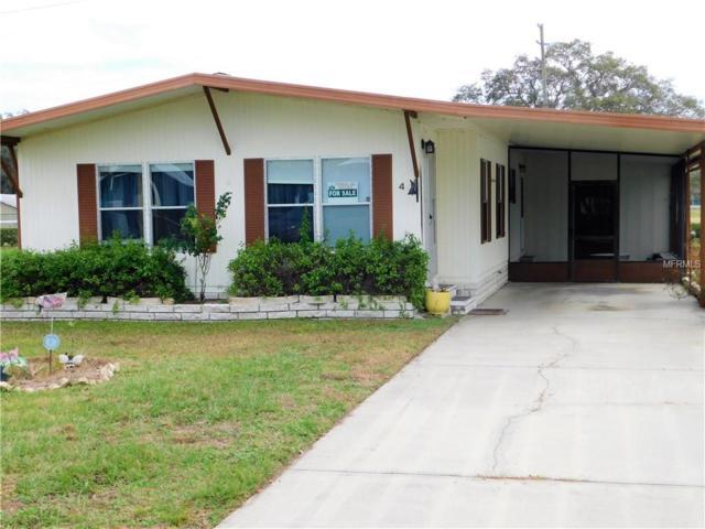 34445 Countryside Drive, Zephyrhills, FL 33543 (MLS #T3151173) :: Jeff Borham & Associates at Keller Williams Realty