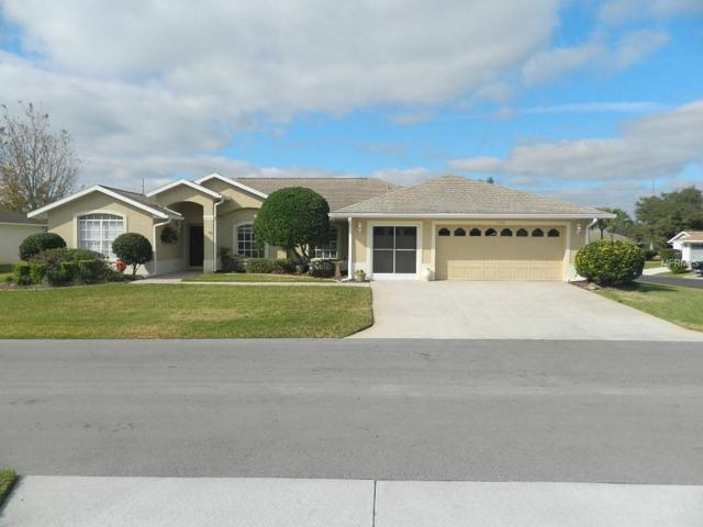 11125 Twosome Drive, San Antonio, FL 33576 (MLS #T3151318) :: Delgado Home Team at Keller Williams