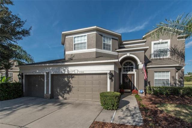 11342 Callaway Pond Drive, Riverview, FL 33579 (MLS #T3151384) :: Jeff Borham & Associates at Keller Williams Realty