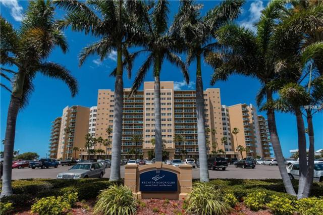 880 Mandalay Avenue C704, Clearwater Beach, FL 33767 (MLS #T3151558) :: Zarghami Group