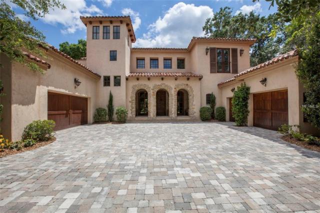 1806 Bella Lago Lane, Tampa, FL 33618 (MLS #T3151655) :: Delgado Home Team at Keller Williams