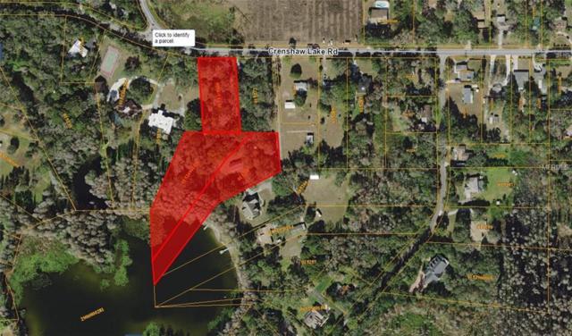 932 Crenshaw Lake Road, Lutz, FL 33548 (MLS #T3151719) :: Arruda Family Real Estate Team