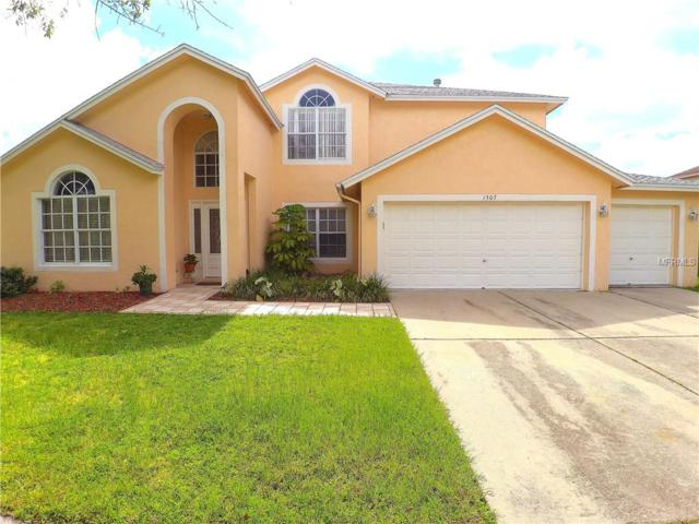 1507 Ledgestone Drive, Brandon, FL 33511 (MLS #T3151799) :: Arruda Family Real Estate Team