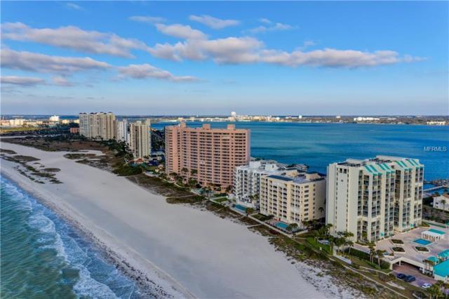 1370 Gulf Boulevard #801, Clearwater Beach, FL 33767 (MLS #T3151883) :: KELLER WILLIAMS CLASSIC VI