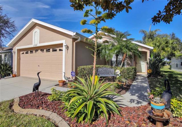 23649 Coral Ridge Lane, Land O Lakes, FL 34639 (MLS #T3152028) :: Paolini Properties Group