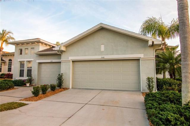 2440 Sifield Greens Way #43, Sun City Center, FL 33573 (MLS #T3152029) :: White Sands Realty Group