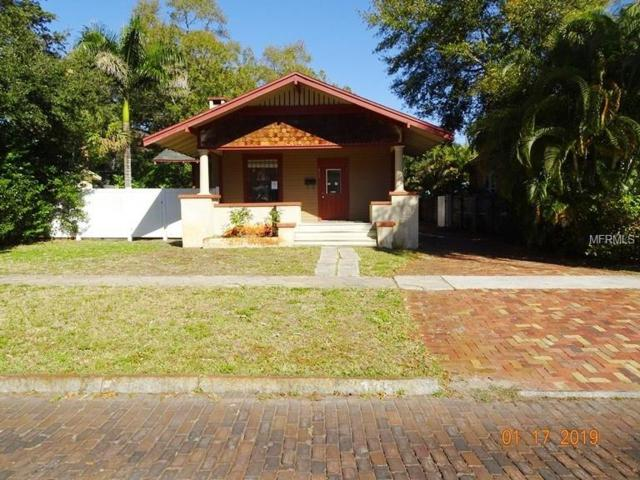 335 13TH Avenue NE, St Petersburg, FL 33701 (MLS #T3152305) :: The Duncan Duo Team