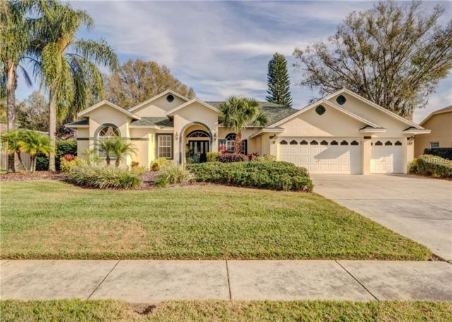 16109 Belle Meade Boulevard, Odessa, FL 33556 (MLS #T3152336) :: Team Bohannon Keller Williams, Tampa Properties