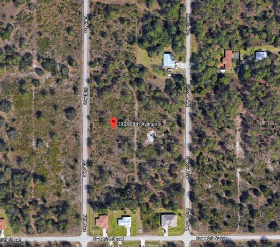 1308 5TH Avenue, Lehigh Acres, FL 33972 (MLS #T3152342) :: The Duncan Duo Team