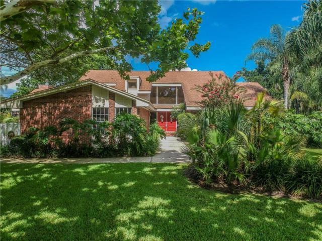 4101 Carrollwood Village Drive, Tampa, FL 33618 (MLS #T3152346) :: The Duncan Duo Team