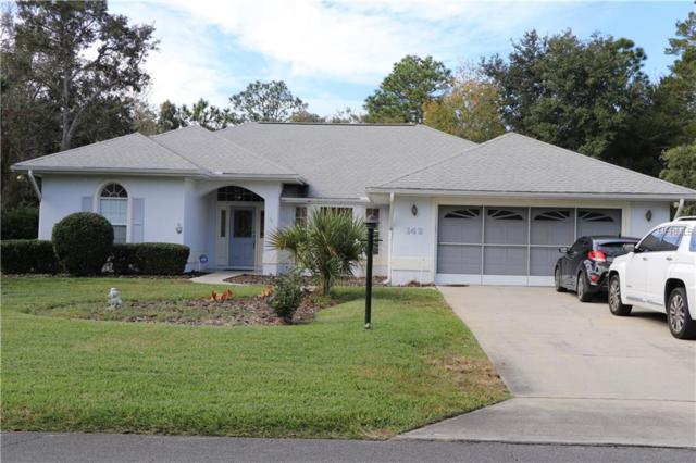 142 Douglas Street, Homosassa, FL 34446 (MLS #T3152379) :: Zarghami Group