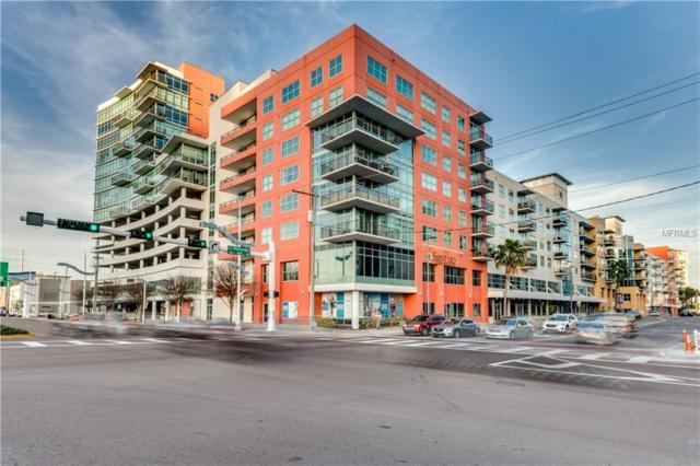 1208 E Kennedy Boulevard #1110, Tampa, FL 33602 (MLS #T3152381) :: The Duncan Duo Team