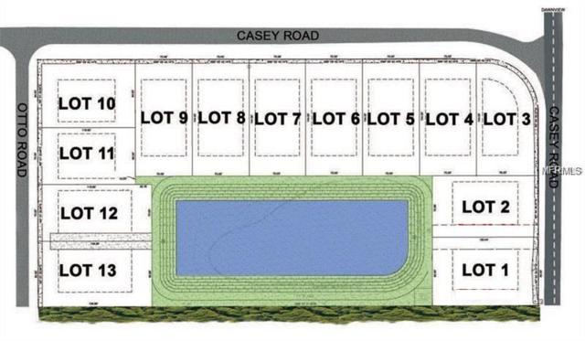 15500 Casey Road Lot 2, Tampa, FL 33624 (MLS #T3152387) :: The Duncan Duo Team