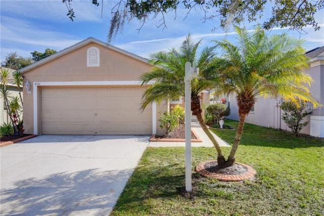8541 Deer Chase Drive, Riverview, FL 33578 (MLS #T3152428) :: The Duncan Duo Team