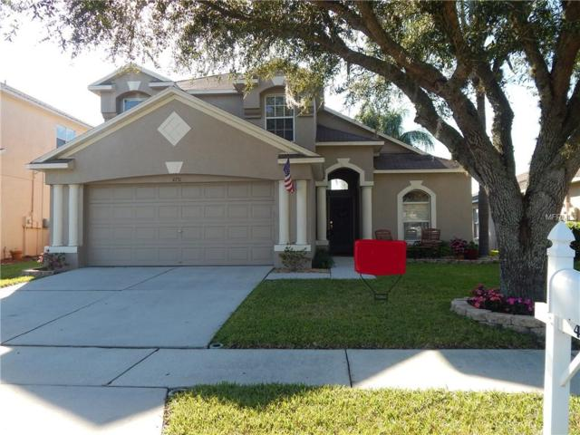 4731 Holdsworth Drive, Land O Lakes, FL 34639 (MLS #T3152687) :: Team Bohannon Keller Williams, Tampa Properties