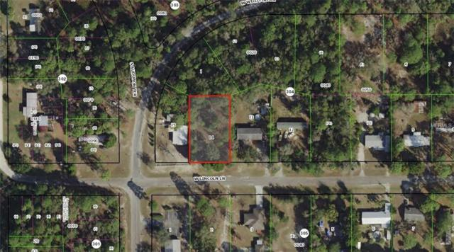 7301 W Lincoln Lane, Homosassa, FL 34448 (MLS #T3152991) :: The Duncan Duo Team