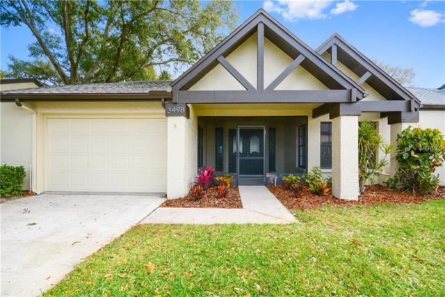 3498 E Woodmont Way, Palm Harbor, FL 34684 (MLS #T3153282) :: The Duncan Duo Team