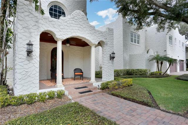 4815 W Beachway Drive, Tampa, FL 33609 (MLS #T3154685) :: Andrew Cherry & Company