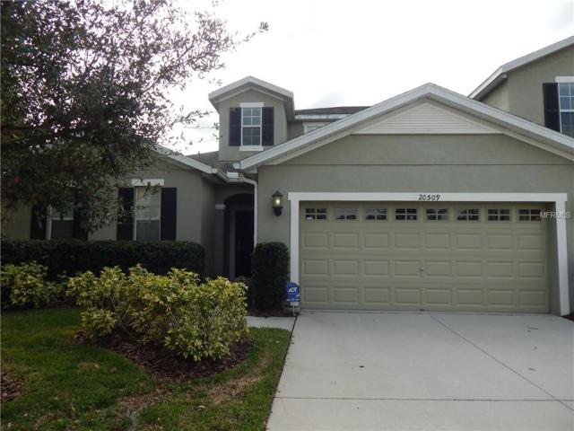 20509 Grand Vista Lane, Tampa, FL 33647 (MLS #T3154965) :: Team Bohannon Keller Williams, Tampa Properties