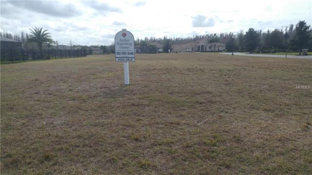 8606 Tradescant Loop, Land O Lakes, FL 34637 (MLS #T3155039) :: Cartwright Realty