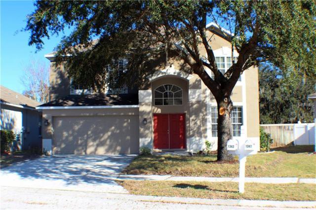 1343 Loretto Circle, Odessa, FL 33556 (MLS #T3155336) :: Team Bohannon Keller Williams, Tampa Properties