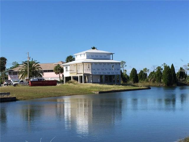 3376 Croaker Drive, Hernando Beach, FL 34607 (MLS #T3155481) :: Zarghami Group