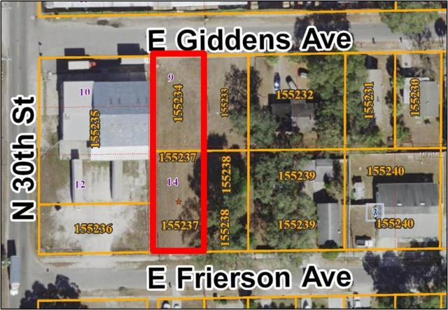 3006 E Frierson Avenue, Tampa, FL 33610 (MLS #T3155486) :: Griffin Group