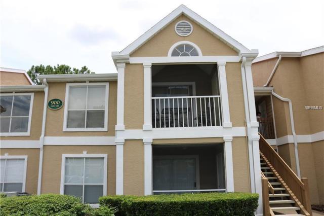 9481 Highland Oak Drive #915, Tampa, FL 33647 (MLS #T3155507) :: Team Bohannon Keller Williams, Tampa Properties