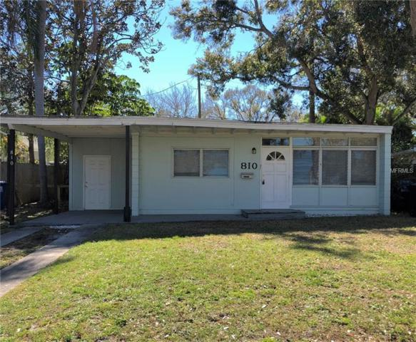 810 41ST Avenue N, St Petersburg, FL 33703 (MLS #T3155648) :: Lockhart & Walseth Team, Realtors