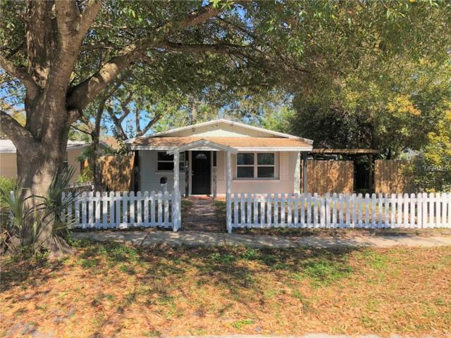 701 52ND Avenue N, St Petersburg, FL 33703 (MLS #T3155938) :: Lockhart & Walseth Team, Realtors