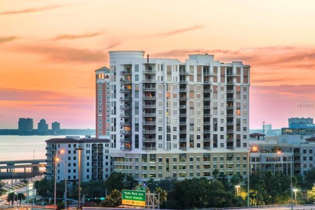 275 Bayshore Boulevard #1502, Tampa, FL 33606 (MLS #T3156074) :: Mark and Joni Coulter | Better Homes and Gardens