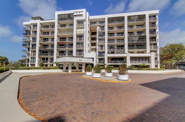 8 Belleview Boulevard #108, Belleair, FL 33756 (MLS #T3156079) :: Burwell Real Estate